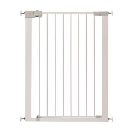 Safety 1st Simply Close Extra Tall Metal Gate - White