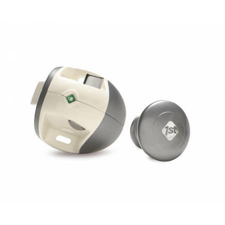 Safety 1st Magnetic Lock (2pk) - Grey