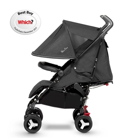 Silver Cross Reflex Pushchair - Onyx