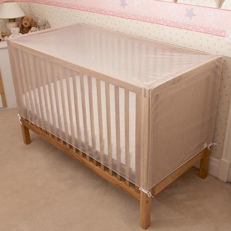 Clippasafe - Standard Cot Insect Net