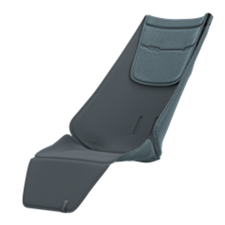 Quinny Zapp Flex Seat Liner - Graphite
