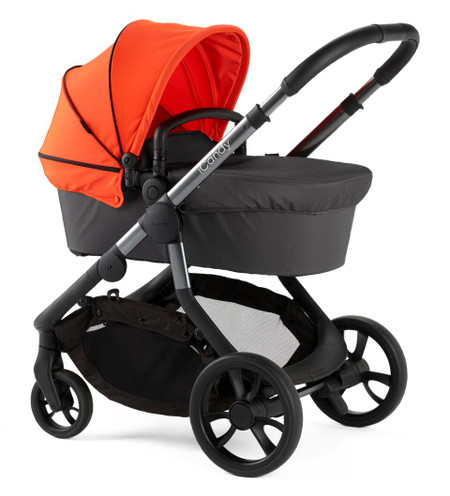 iCandy Orange Pushchair Without Liner - Flame