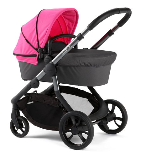 ICandy Orange Pushchair Without Liner - Pop
