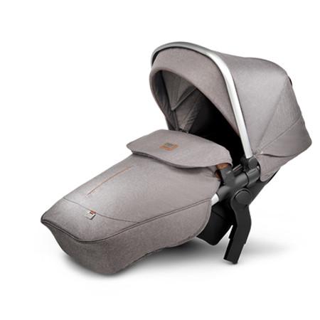 Silver Cross Wave Tandem Seat Unit - Sable