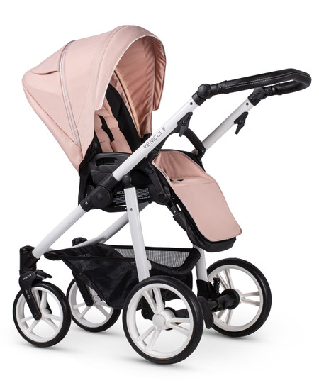 Venicci Pure Collection 2in1 Travel System -  Rose