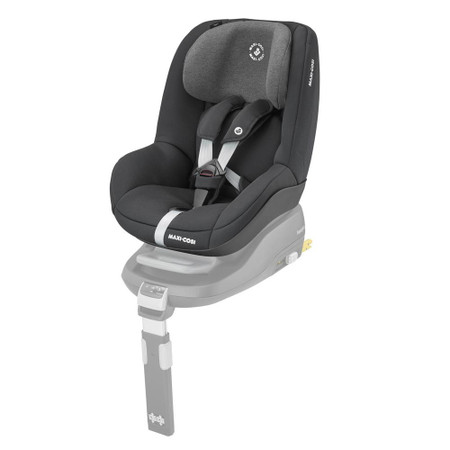 Maxi-Cosi Pearl Car Seat - Authentic Black