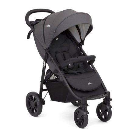 Joie Litetrax 4-wheel  Stroller - Coal