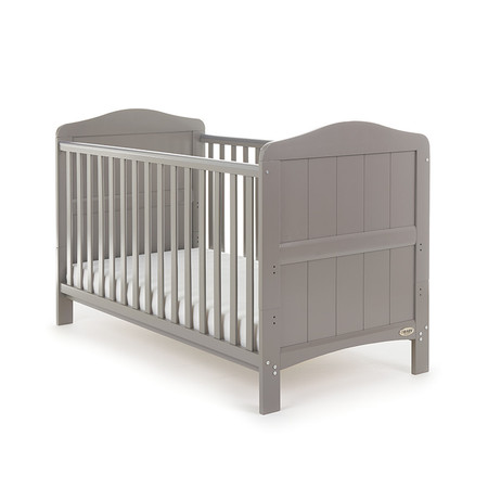 Obaby Whitby Cot Bed  - Taupe Grey