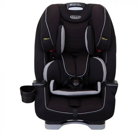 Graco Slimfit Group 0+/1/2/3 Car Seat - Black