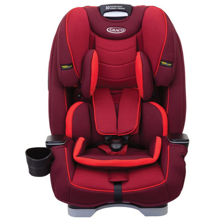 Graco Slimfit Group 0+/1/2/3 Car Seat - Chili