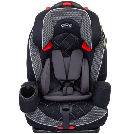 Graco Nautilus Elite Group 1/2/3 Car Seat - Black