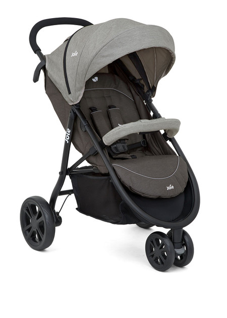 Joie Litetrax 3-wheel  - Dark Pewter