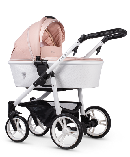 Venicci Pure Collection 3in1 Travel System -  Rose
