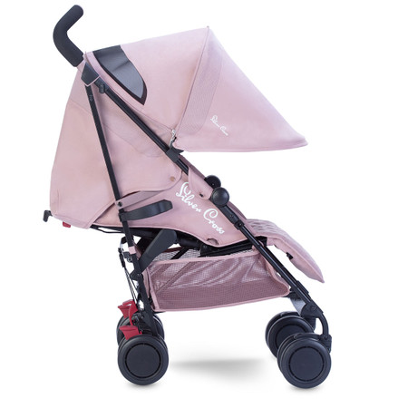 Silver Cross Pop Pushchair - Blush Free Footmuff