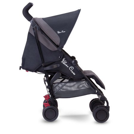 Silver Cross Pop Pushchair - Flint Free Footmuff