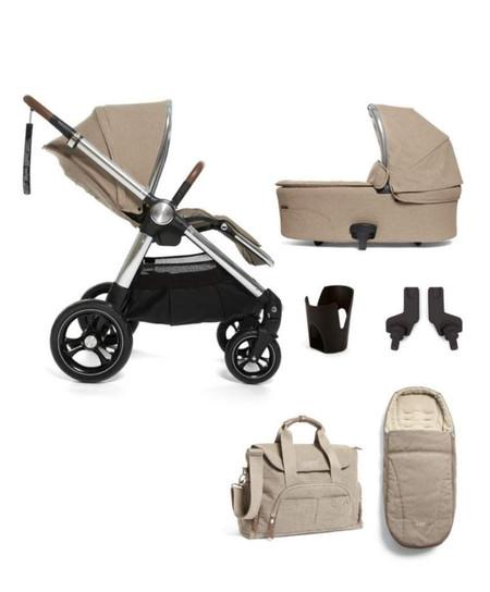 Mamas & Papas Ocarro Essentials Kit – Cashmere
