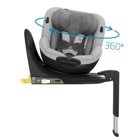 Maxi Cosi Mica 360 Spin Car Seat - Authentic Grey