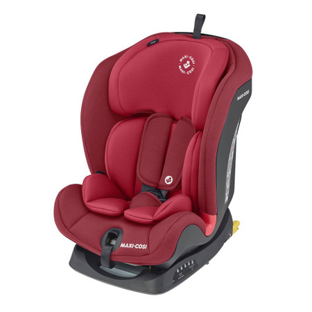 Maxi Cosi Titan Group 1/2/3 Car Seat - Basic Red