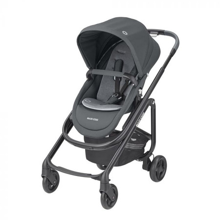 Maxi Cosi Lila SP Pushchair - Essential Graphite With Free Cabriofix Car Seat