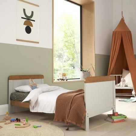 Tutti Bambini Rio 2 Piece Room Set - Dove Grey/Oak