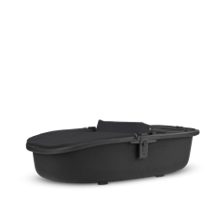 Quinny HUX Carrycot - Black on Black