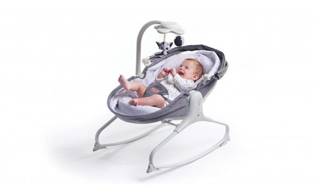 Tiny Love Cozy Rocker Napper - Grey