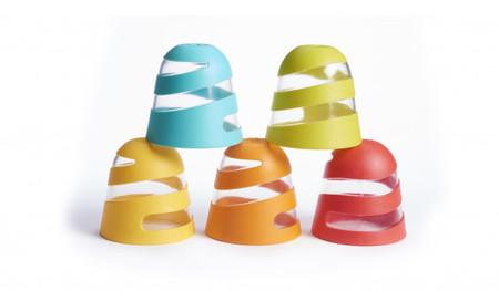 Tiny Love Bath Toys Spiral Cups