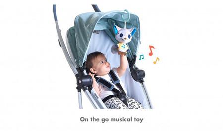 Tiny Love Rob the Husky Musical Toy - Polar Wonders