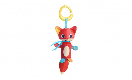 Tiny Love Christopher the Fox Wind Chime  - Meadow Days
