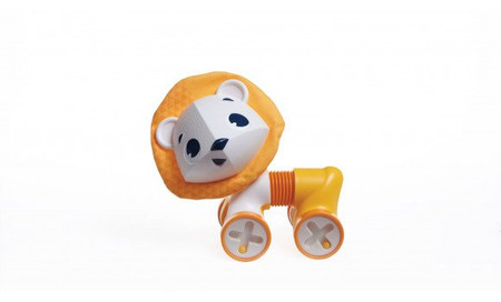 Tiny Love Tiny Rolling Toy -  Leonardo the Lion