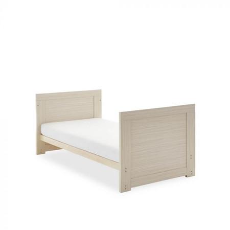 Obaby Nika Cot Bed - Oatmeal