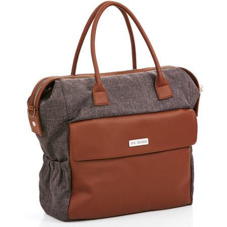 Obaby ABC Design Jetset Changing Bag - Walnut