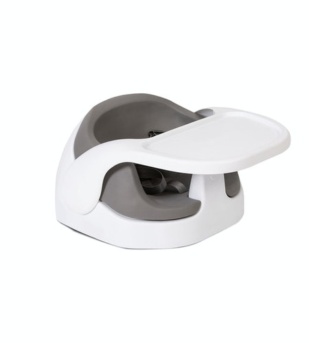 Red Kite Pod Booster Seat - Grey