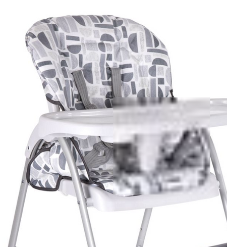 Joie Mimzy Snacker Highchair - Logan