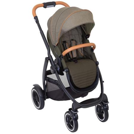 Graco Evo XT Stand Alone Stroller - Khaki