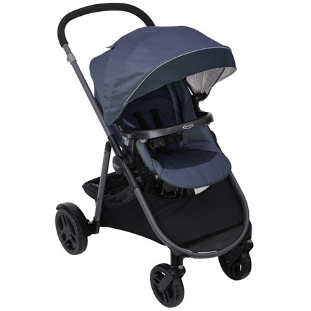 Graco Time2Grow Stroller - Denim
