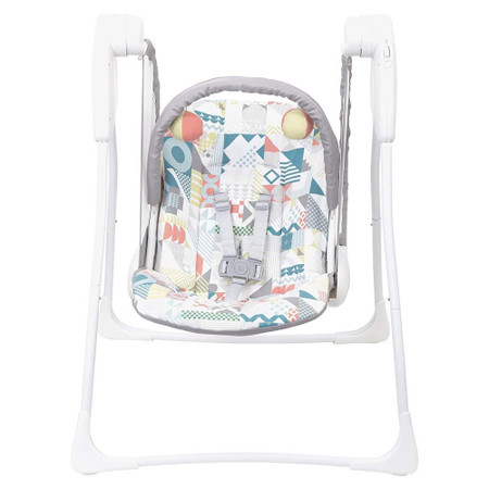 Graco Baby Delight Swing - Patchwork