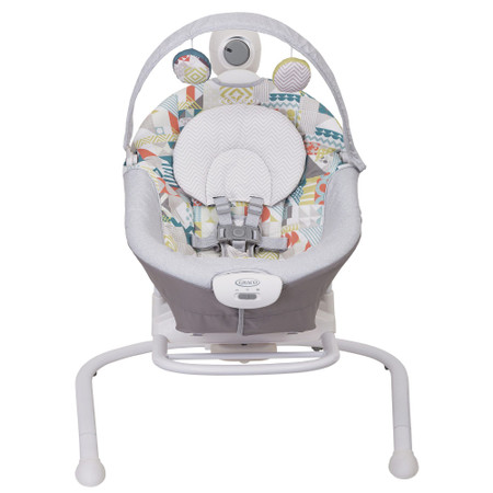 Graco Duet Sway With Portable Rocker - Patchwork