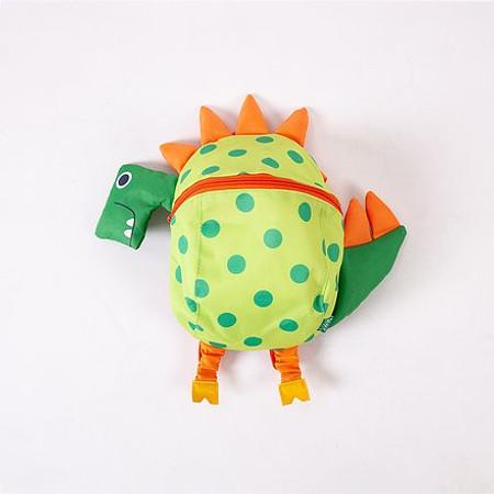 Red Kite Dinosaur Backpack & Reins - Green
