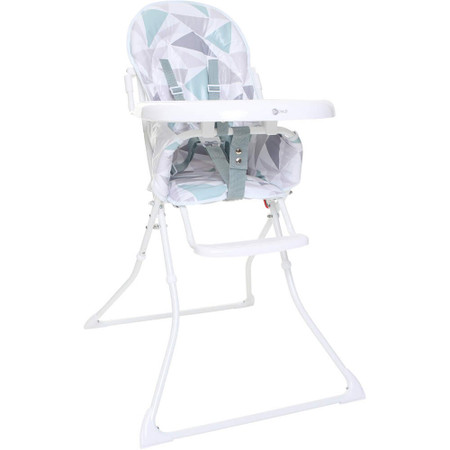 My Child Pepper Highchair - Geo Diamond