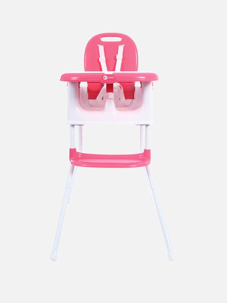 My Child Graze Highchair Booster - Pink