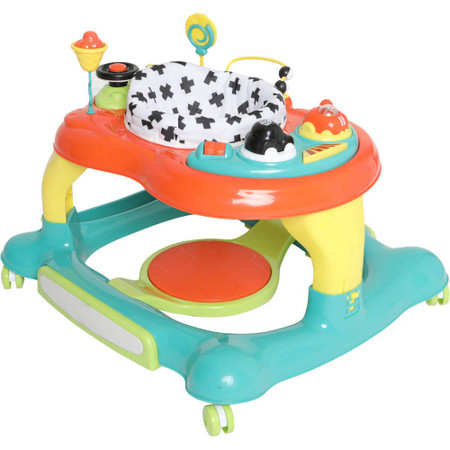 My Child Roundabout 4 in 1 Activity Walker - Citrus