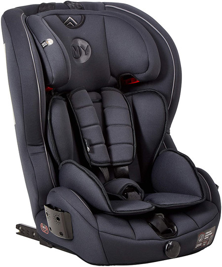My Child Stirling Isofix 123 Car Seat - Charcoal