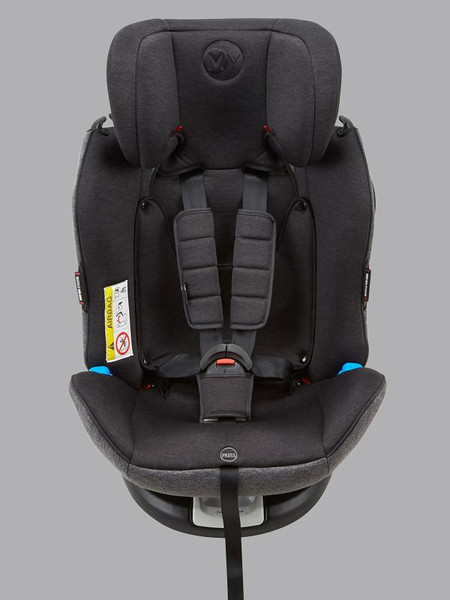 My Child Chadwick 0+ 123 ISOFIX Car Seat – Black