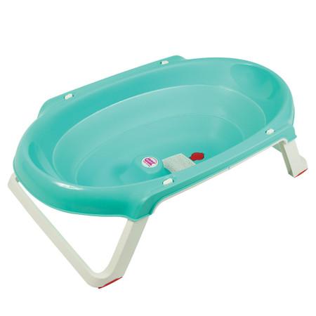 OkBaby Onda Slim Baby Bath - Aqua