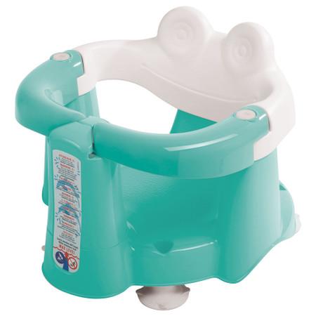 OkBaby Crab Opening Bath Seat - Aqua
