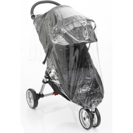 Baby Jogger Raincover - GT/City Mini Single (Fits Carrycot)
