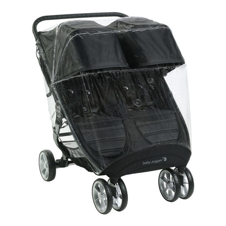 Baby Jogger Raincover - GT/Mini Double w Carrycot