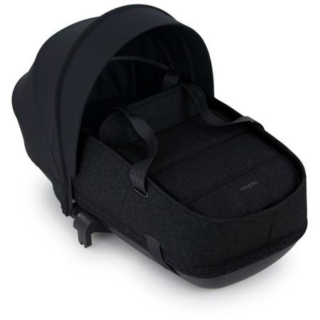 Bumprider Connect 2 Carrycot - Black