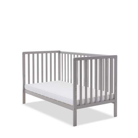 Obaby Bantam Cot Bed - Warm Grey
